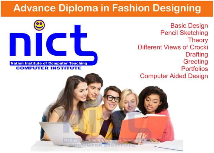 Advance Diploma in Fashion Designing (ADFD)
